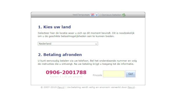 Homo.nl Inloggen als vip
