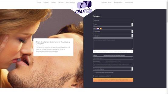 Chattijd een site om te sexchatten